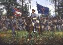 John Paul Strain Triumph at Chickamauga
