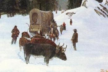 Robert Blair Turning Back at Red Lake Hill