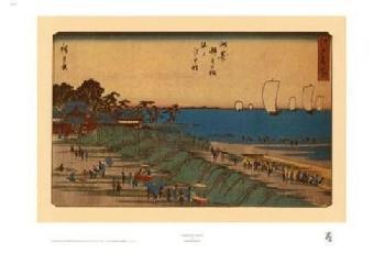 Hiroshige View of Yedo