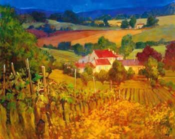 Philip Craig Vineyard Hill