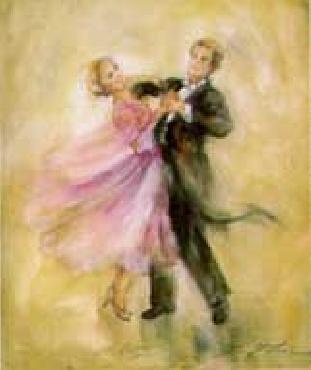 Lena Liu Waltz Canvas
