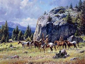 Martin Grelle Warrior