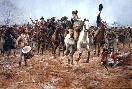 Don Troiani Washington at the Battle of Princeton 1777