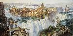 James Gurney Waterfall City