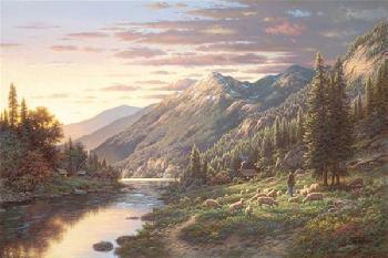 Larry Dyke Way Home - Psalm 101:6
