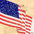 Kaufman We The People II Open Edition Gallery Wrapped Canvas Reproduction