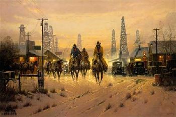 G. Harvey When Cowboys Don