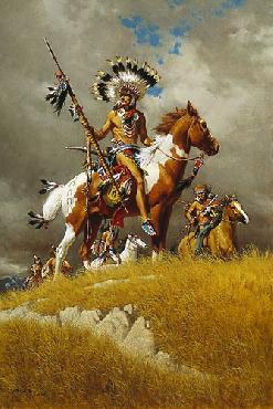 Frank McCarthy When the Land was Theirs