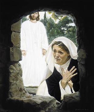 Liz Lemon Swindle Why Weepest Thou? Canvas