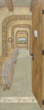 Kay Fox Wine Cellar 170g Smooth Art Paper
