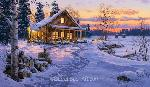 Darrell Bush Winter Bliss