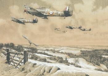 Richard Taylor Winter Combat - The Masterwork Drawing