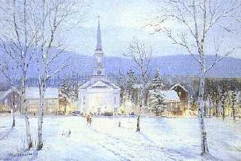 Peter Ellenshaw Winter Homecoming