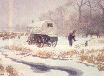Lee Stroncek Winter Range