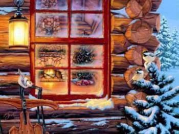 Darrell Bush Winter