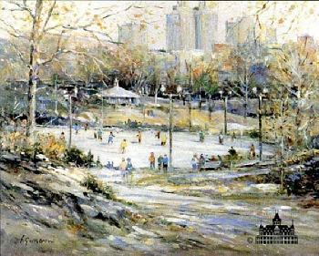 L. Gordon Winter Waltz