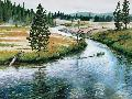 Monte Dolack Yellowstone Magic