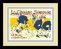 Henri De Toulouse-Lautrec La Chaine Simpson