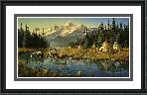 Jim Hautman Blackfoot Village