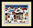 Linda Nelson Stocks Christmas Snow Fall