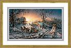 Terry Redlin Pleasures of Winter